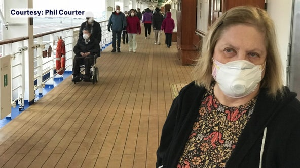 Citrus County couple, quarantined on cruise ship, finally headed back to America