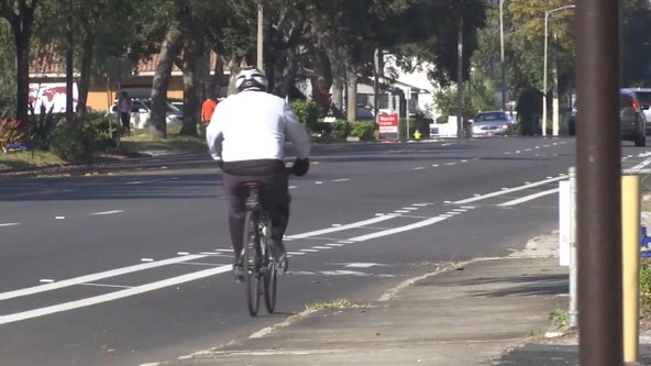 Tampa Bay region is one of the most dangerous places to walk, ride a bike, report says