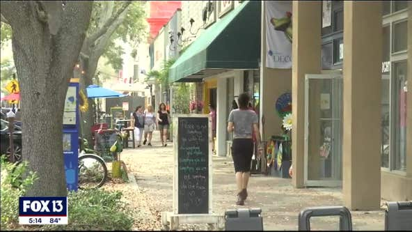 St. Pete's Central Avenue could one day be pedestrian-only