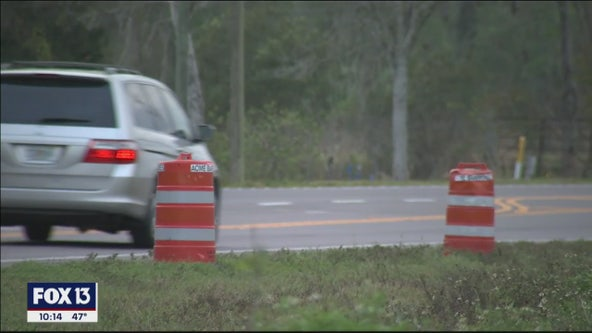 Construction pushes dangerous traffic into residential neighborhood