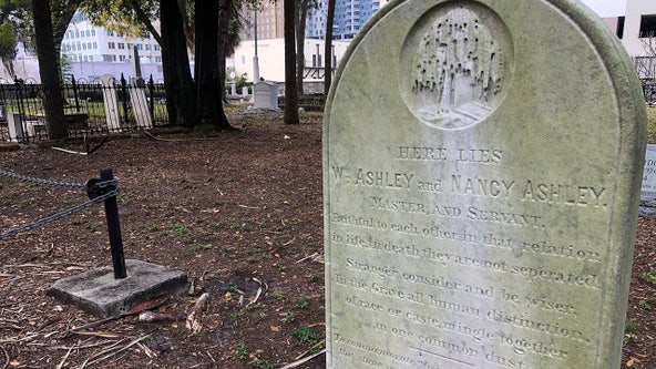 'One common dust:' Historic Tampa love story echoes through the centuries