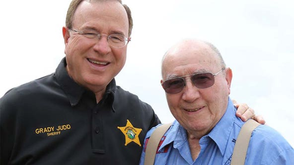'I miss him so much': Father of Sheriff Grady Judd passes away