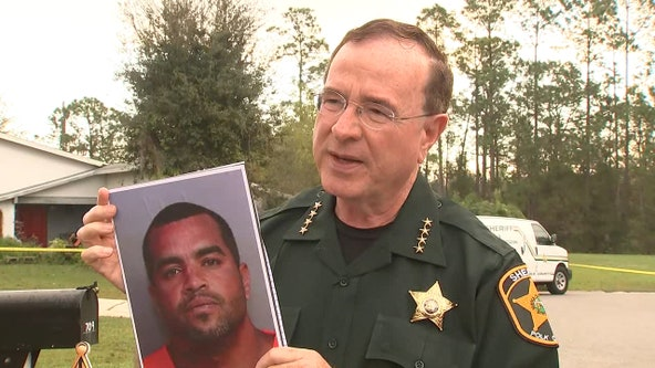 'Out-of-control' murder suspect fatally shot by Polk County SWAT team, sheriff says