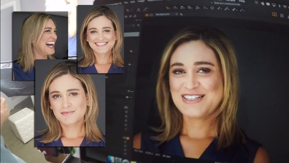 Put your best face forward with a new approach to headshot photography