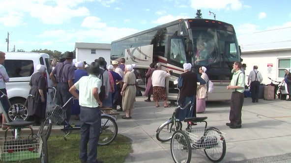 Florida town of Pinecraft remains popular destination for winter-weary Amish