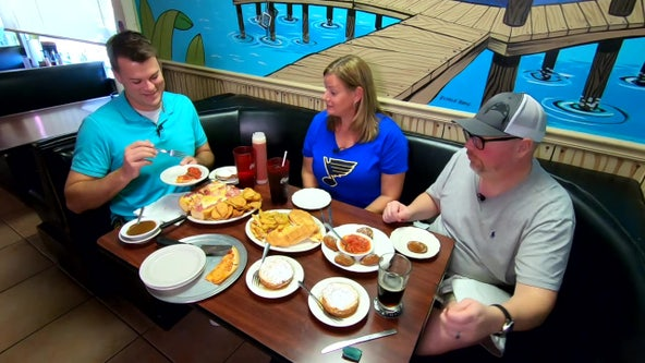 After leaving the Midwest, couple finds a restaurant that brings them back