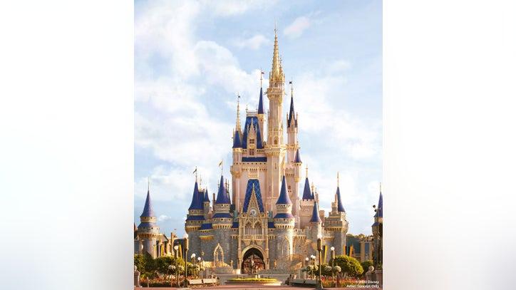 Cinderella's Castle to get golden makeover at Disney's Magic Kingdom