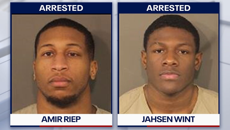 Two Ohio State Football Players Arrested On Rape Kidnapping