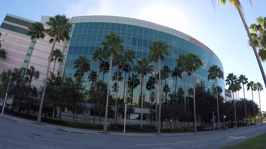 Tampa Bay Lightning reducing prices on food and drinks for games at Amalie Arena
