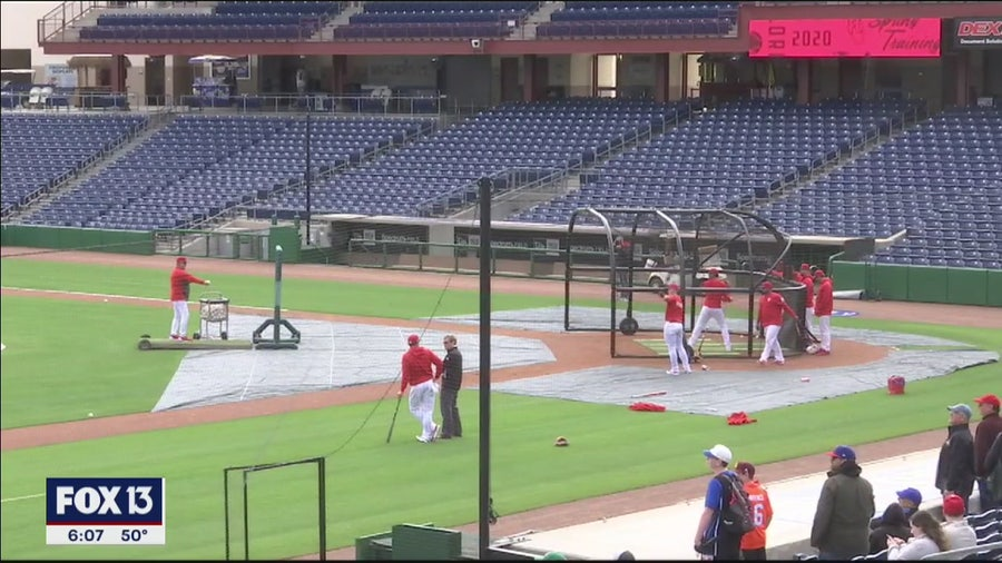Baseball is back: Teams, fans return to Florida for spring training