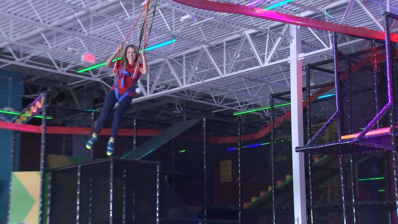 This Indoor Adventure Park In Tampa Isn T Just For The Kids