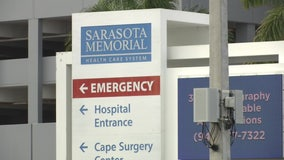 Sarasota Memorial Hospital physician tests positive for COVID-19