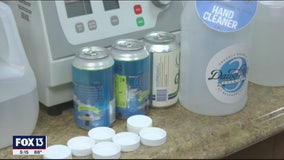 Bay Area breweries turn production toward making a different kind of alcohol: hand sanitizer