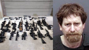 Guns, knives, ammo found in vehicle of Tampa man 'acting erratically' outside methadone clinic