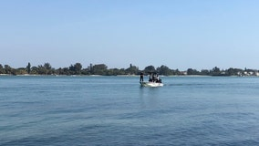 FWC dive team finds body of missing Sarasota boater