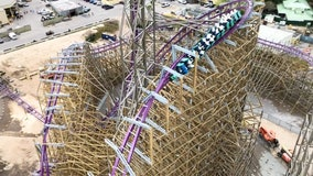 Iron Gwazi is almost ready as Busch Gardens begins testing newest roller coaster