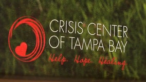 Crisis Center receiving uptick in calls from people seeking support, experiencing stress during pandemic