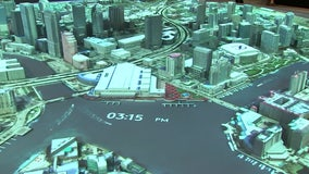 First-of-its-kind augmented reality model of Tampa helping sell Water Street properties