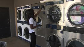 Soap and Hope: The 'Laundry Project' helps low-income families wash clothes for free