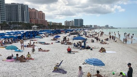 Clearwater City Council votes to delay closing beaches until Monday, March 23