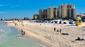 PD: Officers will make sure Clearwater Beach remains empty when closure begins Monday, March 23