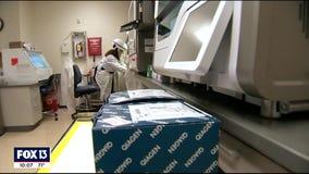 Patients grow frustrated amid shortage of testing kits for novel coronavirus