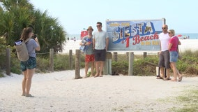 Sarasota beach businesses welcome visitors who canceled travel elsewhere due to COVID-19