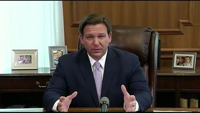 DeSantis extends Florida's COVID-19 state of emergency order