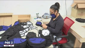 Bradenton company starts producing face masks by the thousands