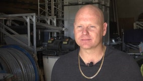 Nik Wallenda's balance pole will be made out of LEGOs during LEGOLAND Florida high-wire walk