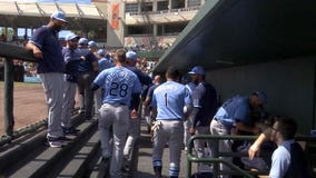 Rays asking players to limit high-fiving, shaking hands with other team members, fans amid coronavirus outbreak