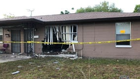 Driver found dead after crashing into Sarasota home, police say