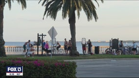 Residents defy 'safer at home' orders, fill parks in St. Pete, Tampa