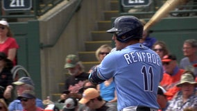 Rays newcomer Hunter Renfroe excited to be joining crowded outfield