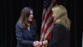 Karen Pence, in Tampa, highlights problem of unemployment among military spouses