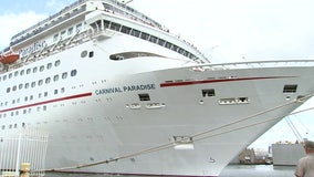 Cruise passengers set sail with hopes of picking up a tan, not a virus