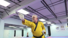 No stranger to challenges, Tampa martial artist refuses to let cancer win