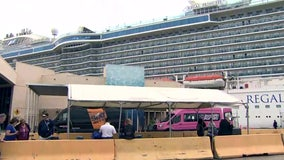 Port Everglades cruise passengers warned after employees test positive for coronavirus