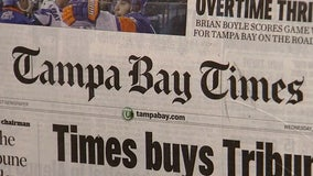 Tampa Bay Times to print only twice a week, announces furloughs