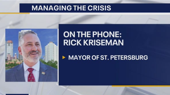 St. Pete mayor still calls for statewide stay-at-home order