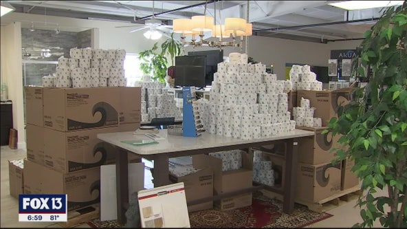 Bath Masters helping relieve toilet paper shortage