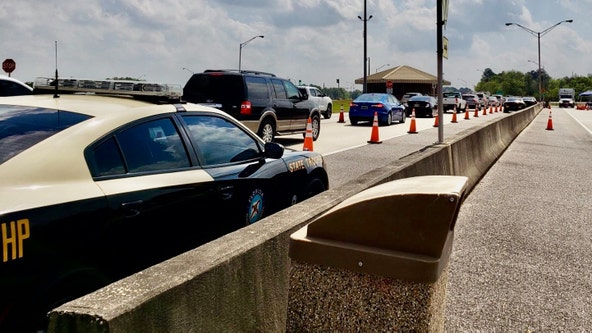 Governor DeSantis orders vehicle checkpoint for motorists entering Florida