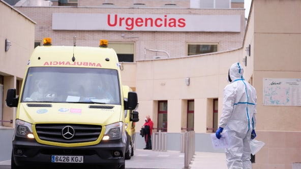Spain hit by record COVID-19 deaths