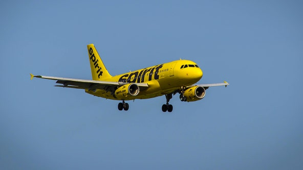 Spirit Airlines passenger removed from flight for not wearing mask