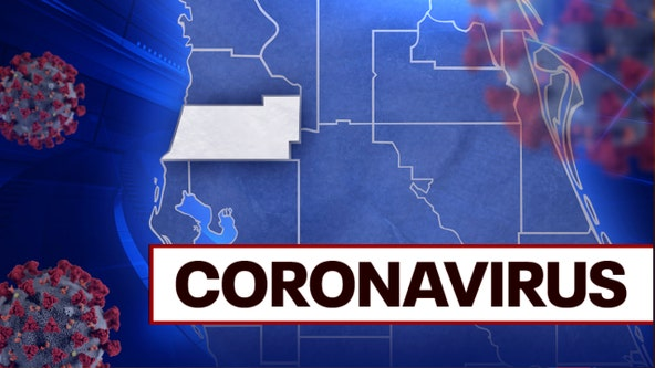 Second Pasco County resident dies from COVID-19