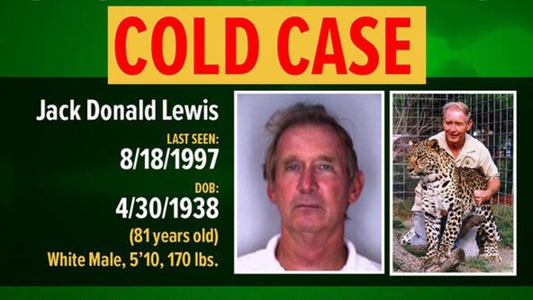 Where is Don Lewis? Sheriff says cold case highlighted in 'Tiger King' documentary still needs 'credible' lead