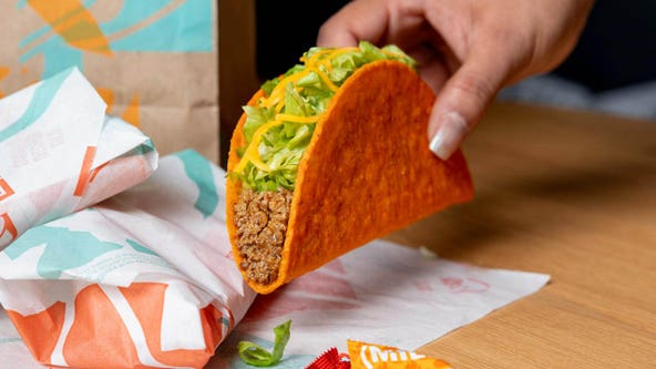 Get a free taco at Taco Bell on Wednesday for World Series stolen base