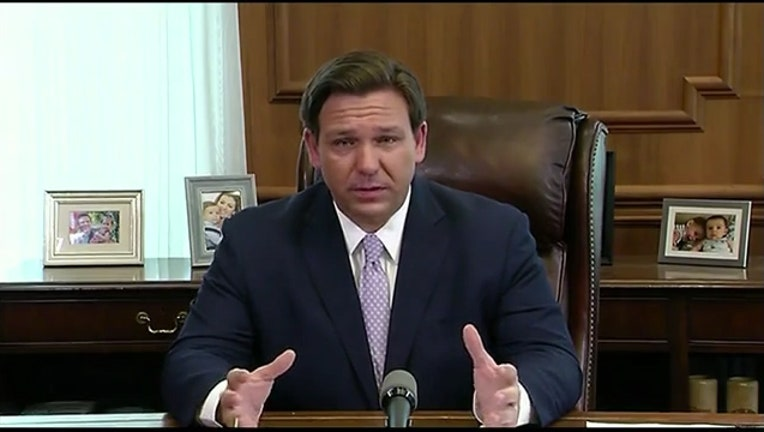 Desantis Extends Florida S Covid 19 State Of Emergency Order