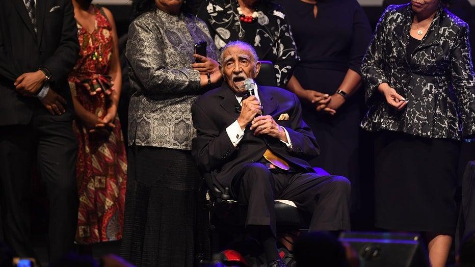 bd353b9f-96th Birthday Celebration For Dr. Joseph Lowery