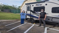 Organization connects those with RVs to front-line workers
